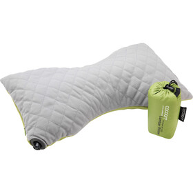 Cocoon Ultralight Air Core Coussin, wasabi/grey